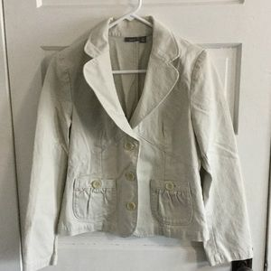Apt 9 Blazer Tan Women's 10